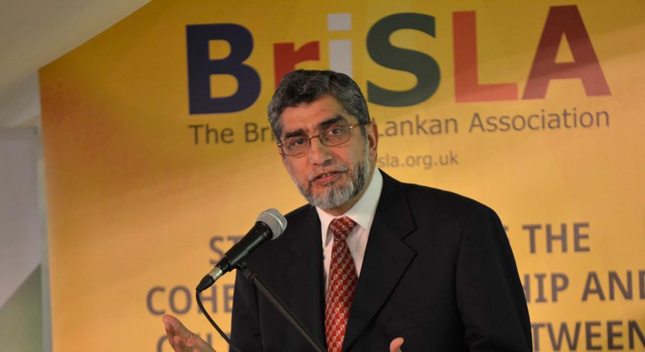 Muslim Aid and BRISLA raise over £11,160