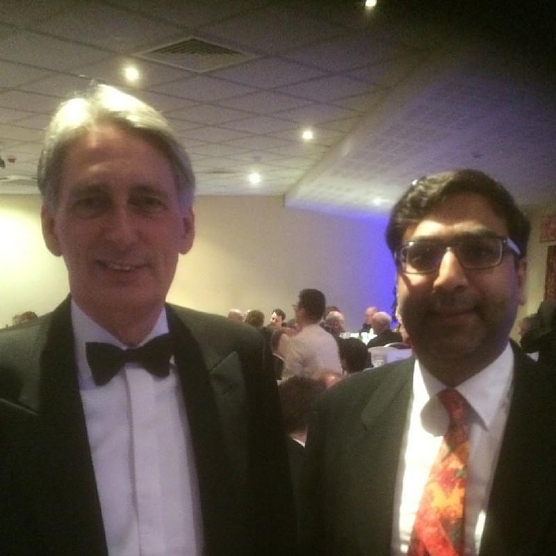 BriSLA Meets Mr Hammond