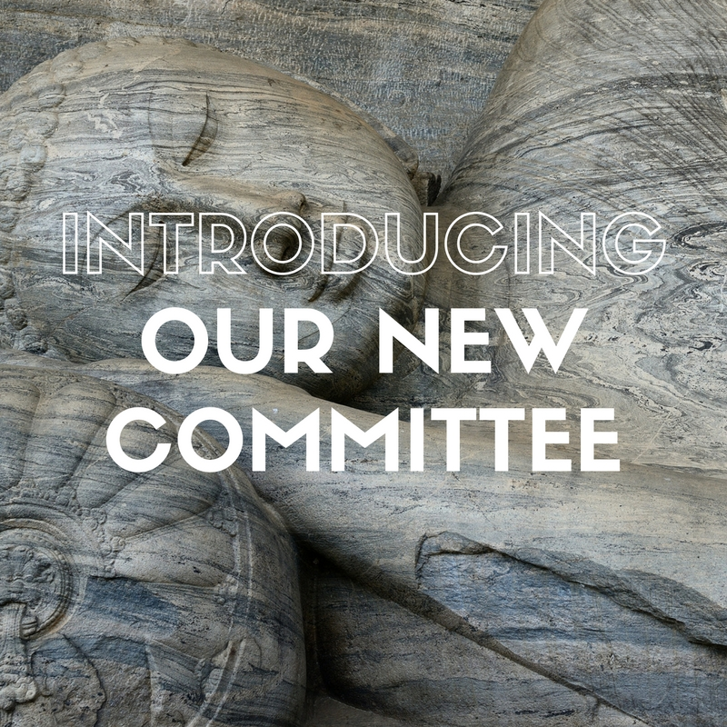 Introducing Our New Committee