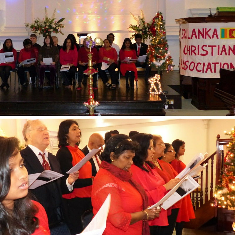 BriSLA Interfaith Advent Service Sri Lankan Christian Association