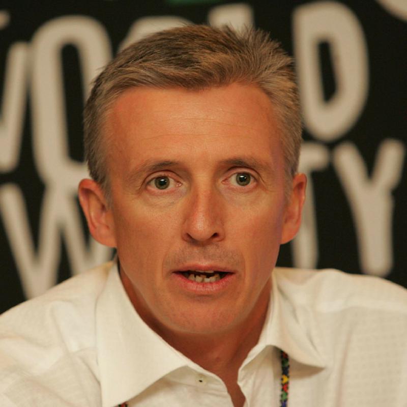 Mr Steve Elworthy, ECB.