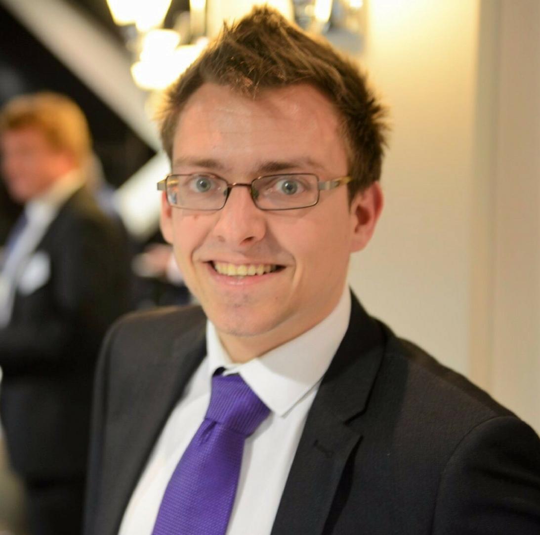 Michael McKay, BRISLA Committee Member