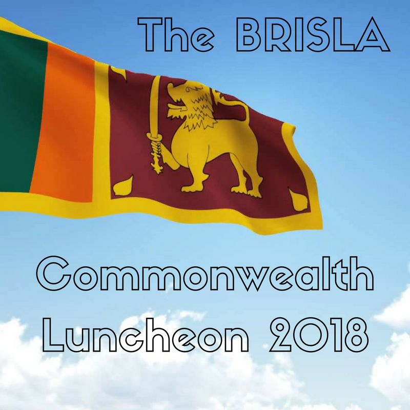 BRISLA Commonwealth Luncheon 2018